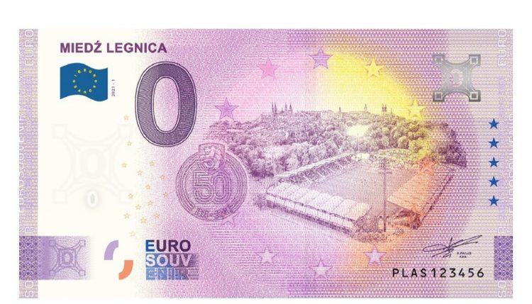 Miedź Legnica – Banknot